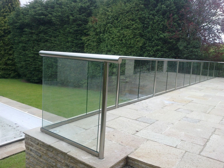Glass Railings Alenac Amp Associates
